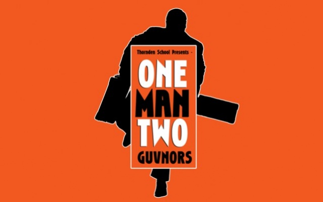 """One Man Two Guvnors"" at Thornden Hall Chandler's Ford by Thornden School students"