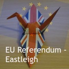 EU Referendum Eastleigh