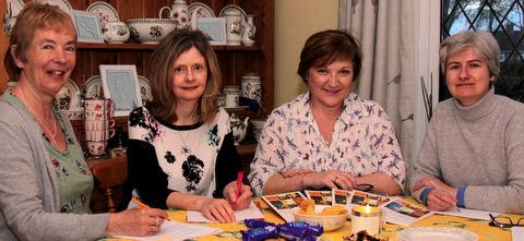 """Secret Lives of Chandler's Ford"". Authors: Maggie Farran, Sally Howard, Karen Stephen, Catherine Griffin."