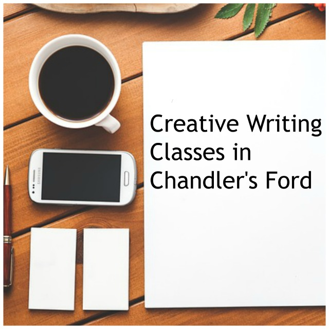 Barbara Large Creative Writing Classes Image