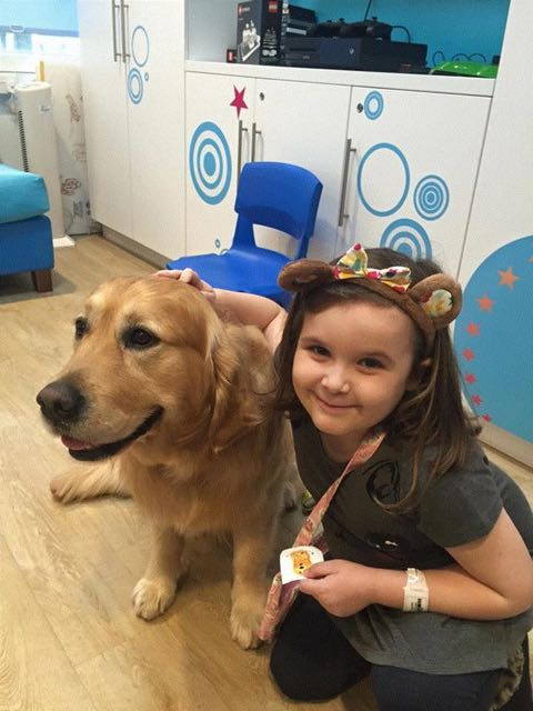 """Support Imogen and the Piam Brown Ward, Southampton General Hospital. Image via <a href=""""https://www.justgiving.com/fundraising/Doingit4imogen"""">fundraising page</a>."""