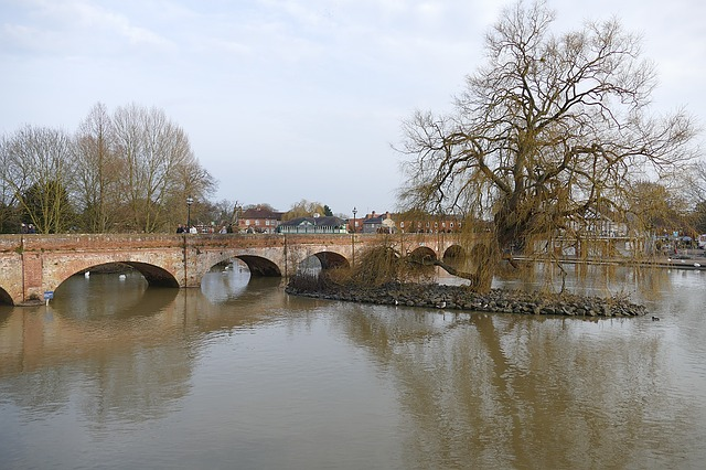 Stratford-upon-Avon - image via Pixabay