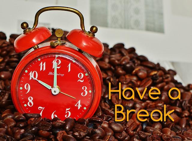 Coffee break photo by Alexas_Fotos via Pixabay