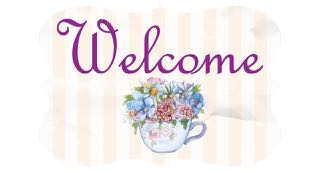 Welcome image by Artsy Bee via Pixabay