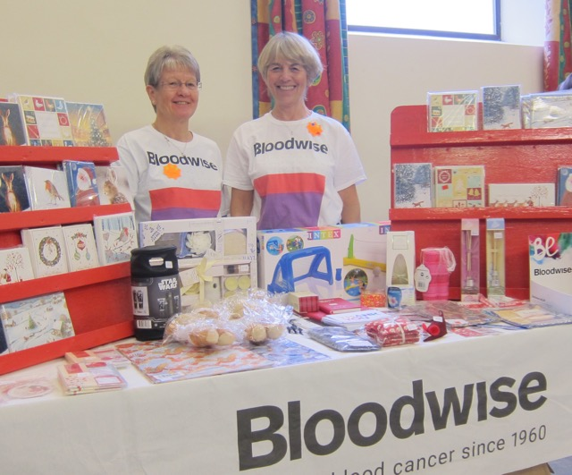 Bloodwise: beating blood cancer. Linda and Linda.