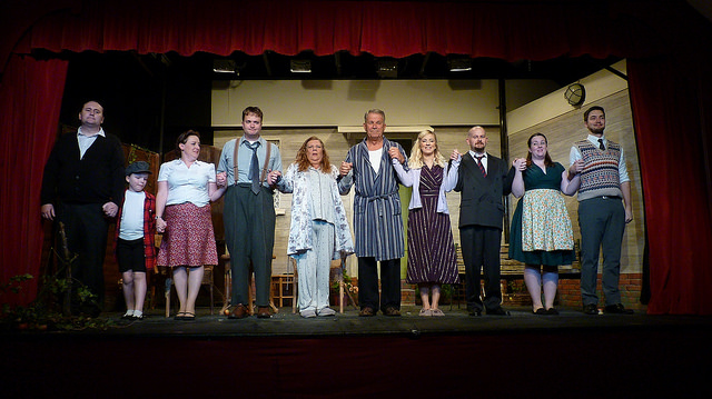 All My Sons - Stunning performance by the Chameleon Theatre Company, 2016.