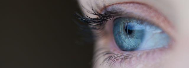 Eye image by Unsplash via Pixabay