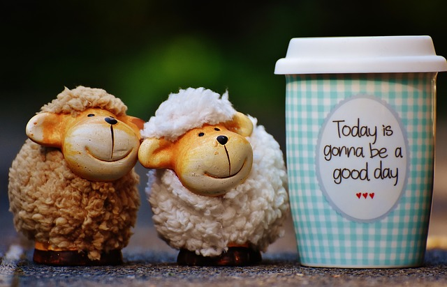 Happy sheep image by Alexas_Fotos via Pixabay.