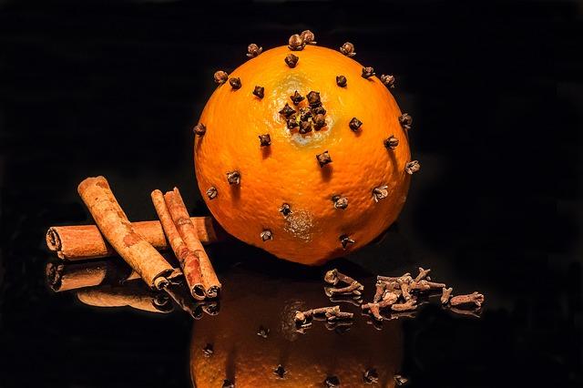 Christingle orange - Image via Pixabay