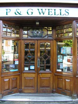 Frontage - P&G Wells