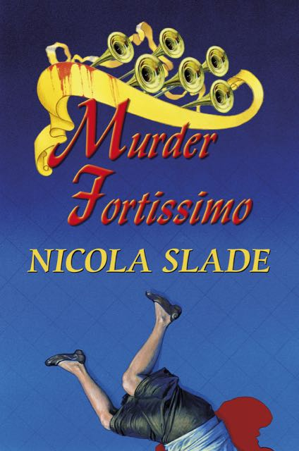 Murder Fortissimo, by Hampshire author Nicola Slade.