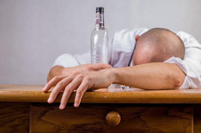 Alcohol image by jarmoluk via Pixabay