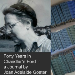 Forty Years in Chandler's Ford – a Journal by Joan Adelaide Goater