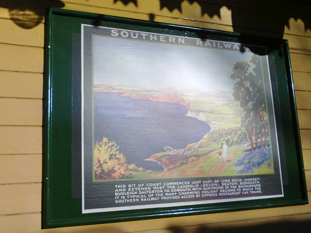 Just to prove railways and art are not mutually exclusive