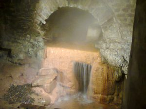 The Romans invented the sewer system for us - image by Allison Symes