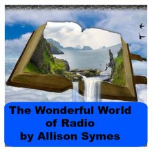 Feature Image - The Wonderful World of Radio - image via Pixabay