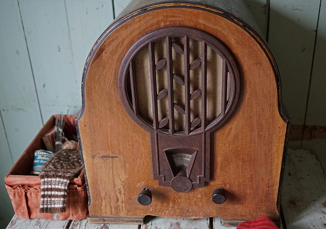 Radio may be an old medium but it is still capable of being relevant and entertaining - image via Pixabay
