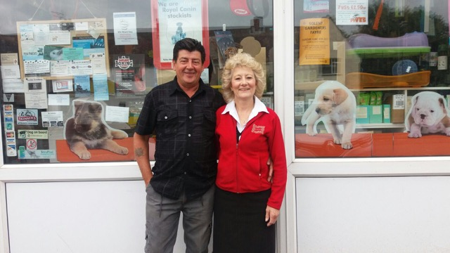 Mr and Mrs Allen image Nightingale Pets