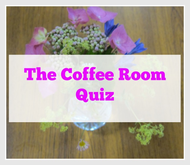 The Coffee Room Quiz