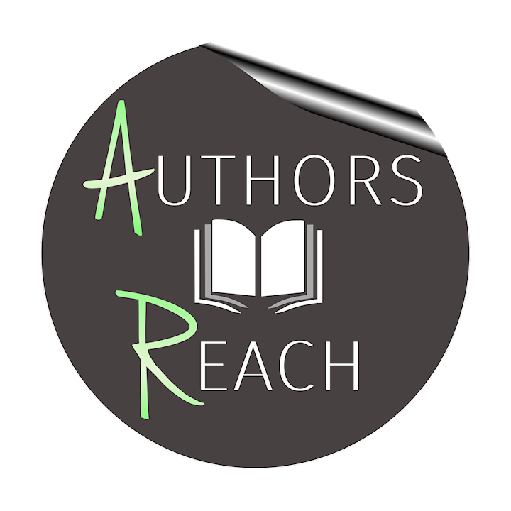 Authors Reach circle logo (image kindly supplied by Richard Hardie for previous CFT post)