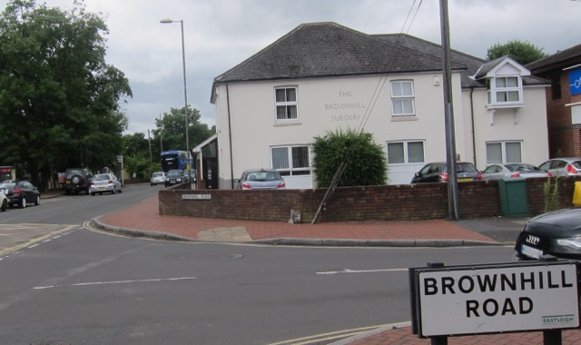 Brownhill Surgery, Brownhill Road, Chandler's Ford.
