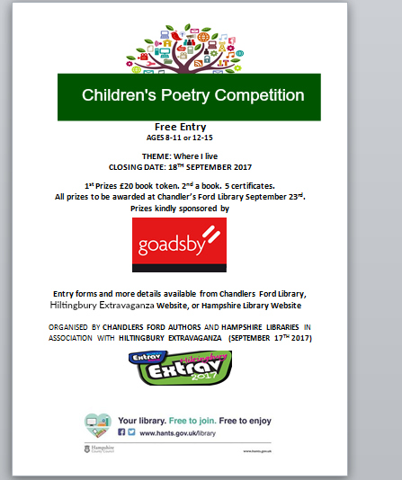 Children's Poetry Competition