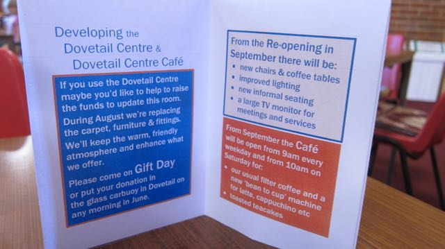 Future of the Dovetail Centre