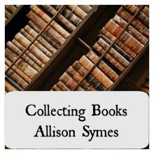 Feature Image - Collecting Books - image via Pixabay