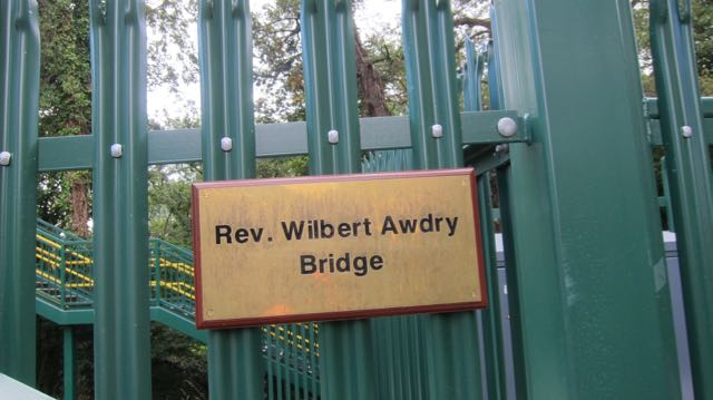 Rev. Wilbert Awdry Bridge
