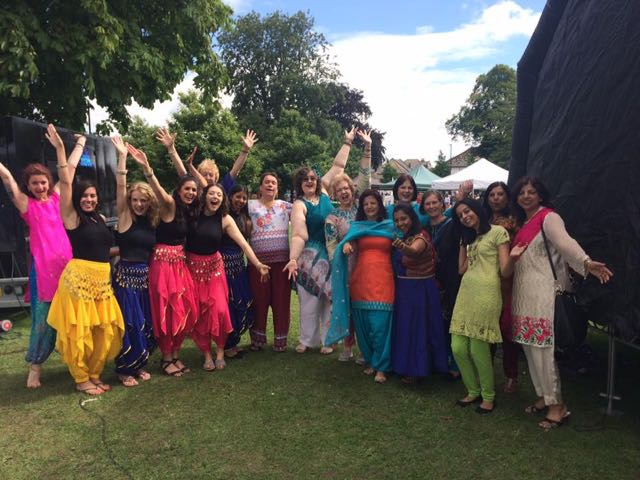 Bolifit Mela group - Eastleigh Mela 2017