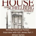 Writing Historical Fiction - Interview with Gill James Part 1. Image supplied by Gill James