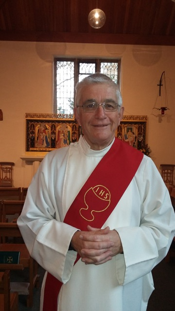 Deacon Paul Owen, Catholic Parish of St Swithun Wells