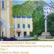 Feature Image - Part 1 Graham MacLean Memoir Series
