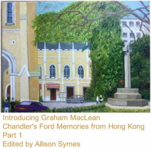 Feature Image - Part 1 Graham MacLean Memoir Series