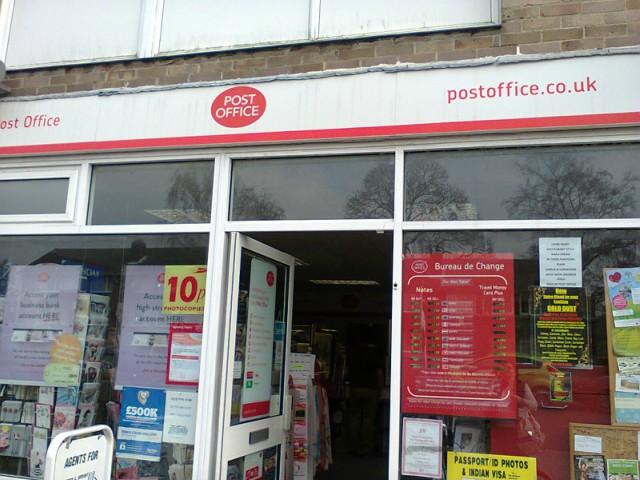 Hiltingbury Post Office