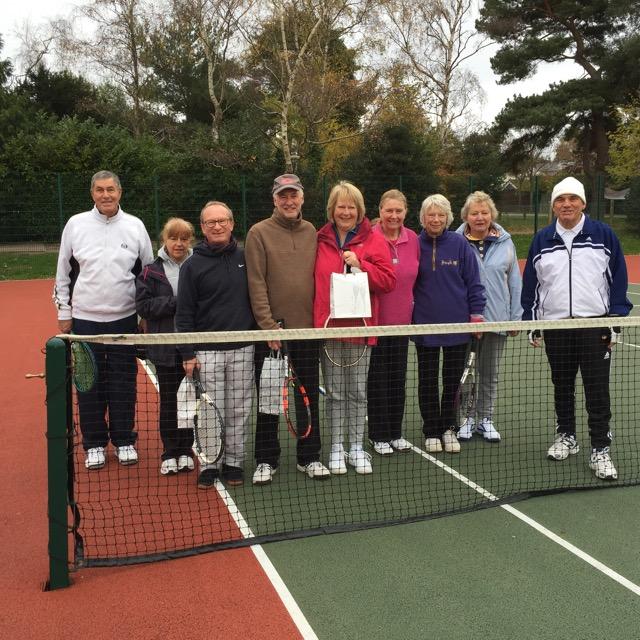 Hiltingbury Tennis Club