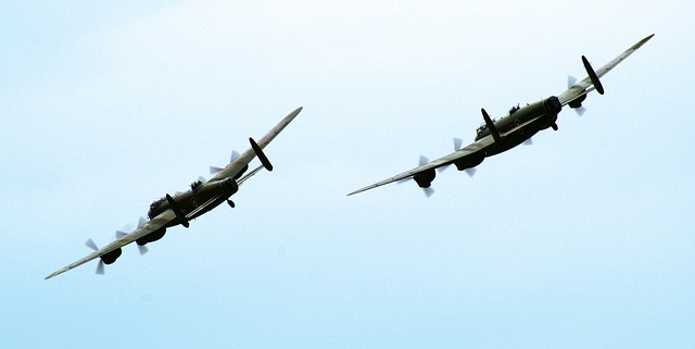 The Lancaster. Image via Pixabay