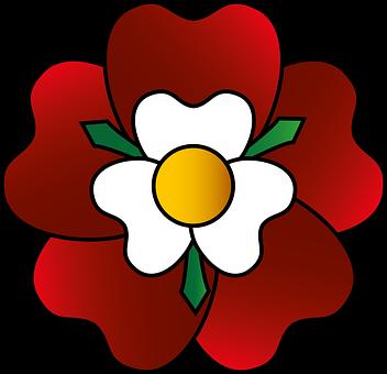 Tudor rose - image via Pixabay