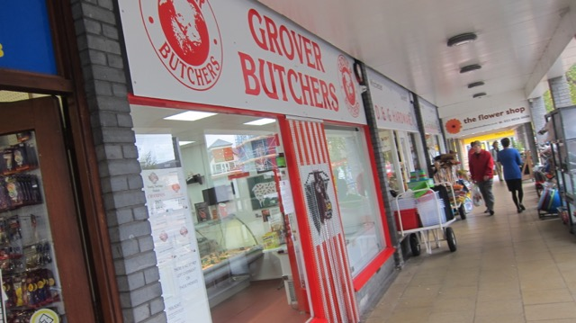 Grover Butchers - the last business day in Chandler's Ford.