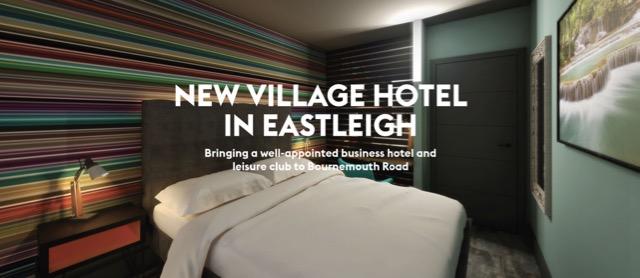 Image via Village Eastleigh site.