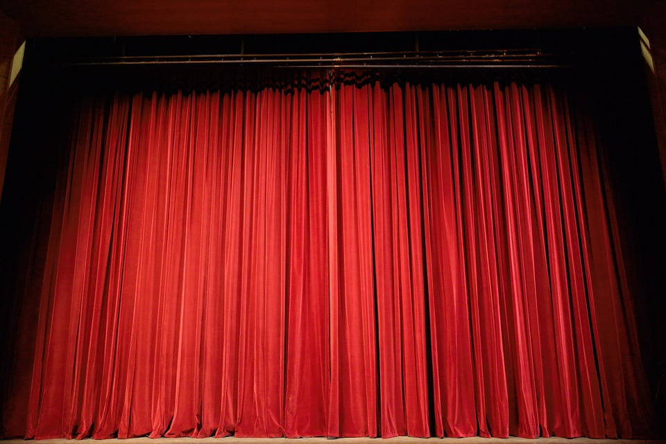 All aspects of acting, behind and on the stage, fuel creativity - image via Pixabay
