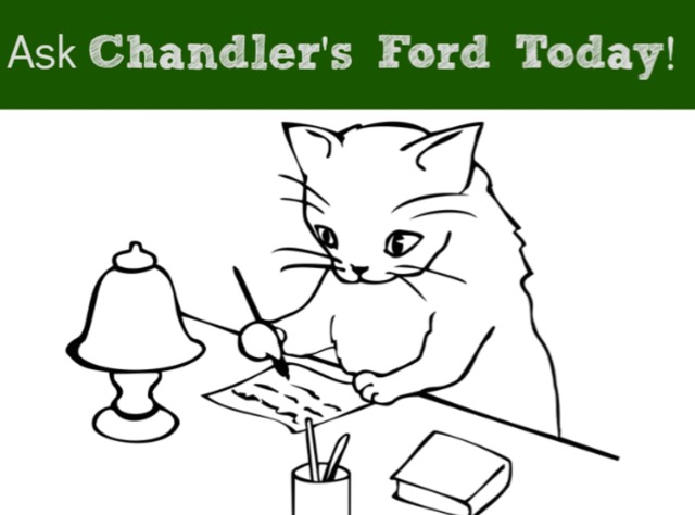 Ask Chandler's Ford Today