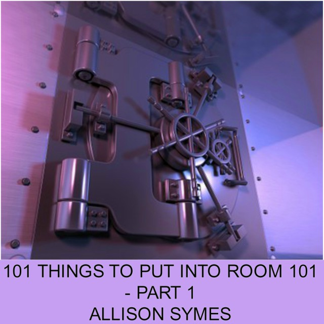 Feature Image - Part 1 of Room 101 series - Image via Pixabay