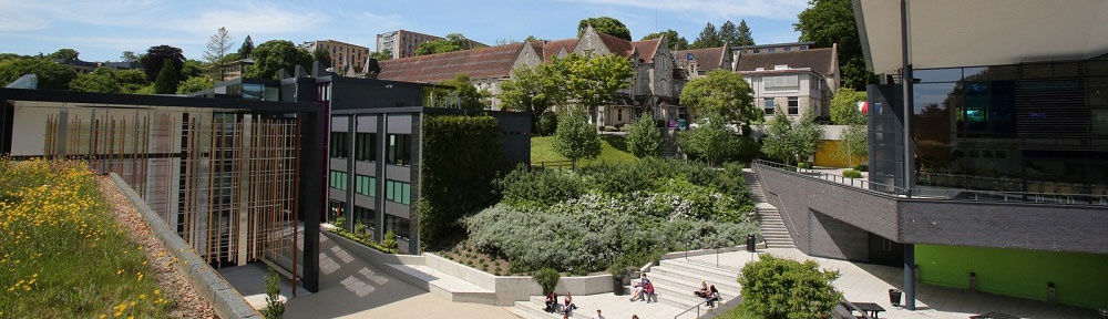 Winchester University, home to the Winchester Writers' Festival. Image by Val Penny.