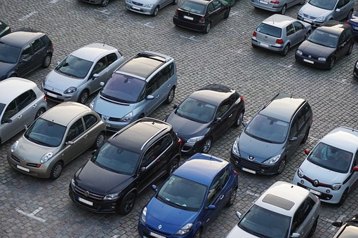 PART 2 - Parking Bays - image via Pixabay
