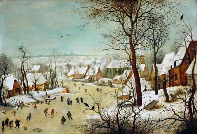 Pieter Brueghel the Elder [Public domain or Public domain], via Wikimedia Commons