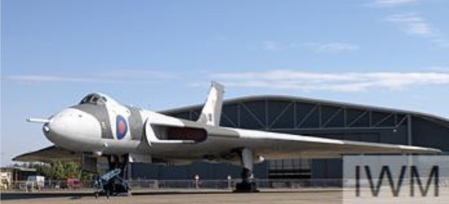 Avro 698 Vulcan B2 © IWM Non-Commercial Licence