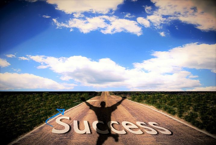 Success is one thing but being famous for being famous is beyond me. Image via Pixabay.