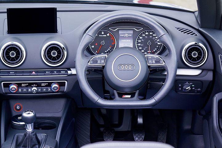 Part 5 - Every car has indicator stalks so use them