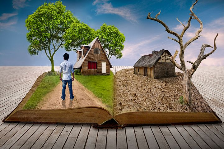 Part 5 - Part of the purpose of books is to show you new worlds